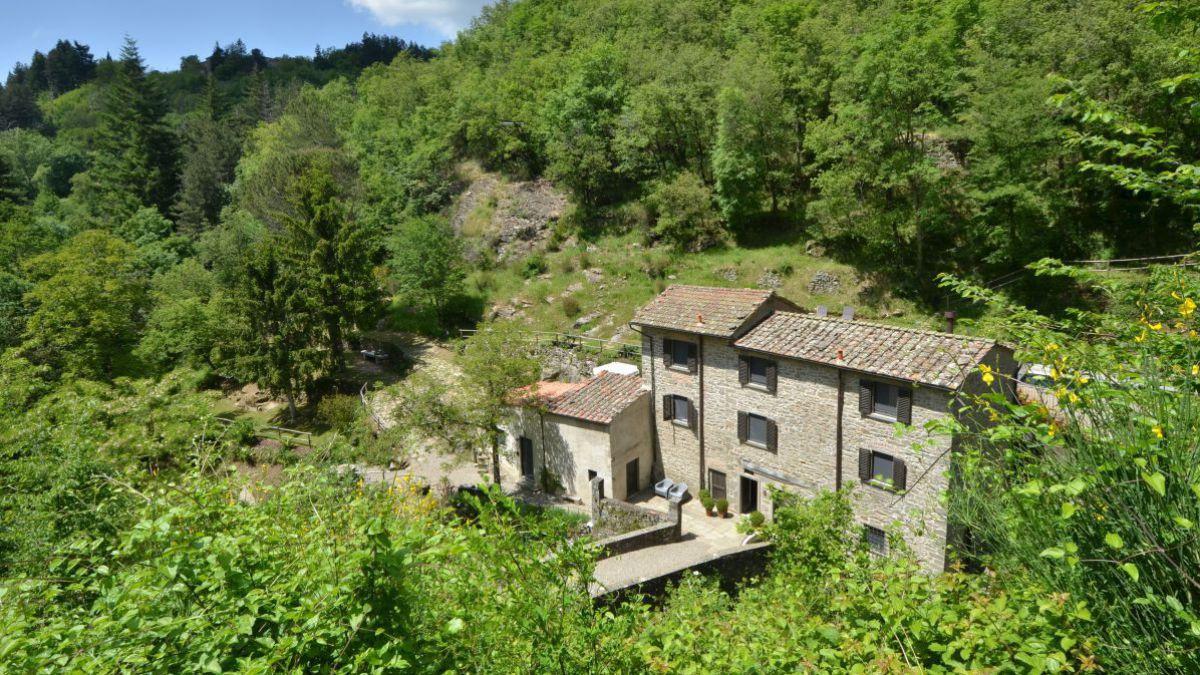 Mulino Morandi, Loro Ciuffenna - Arezzo