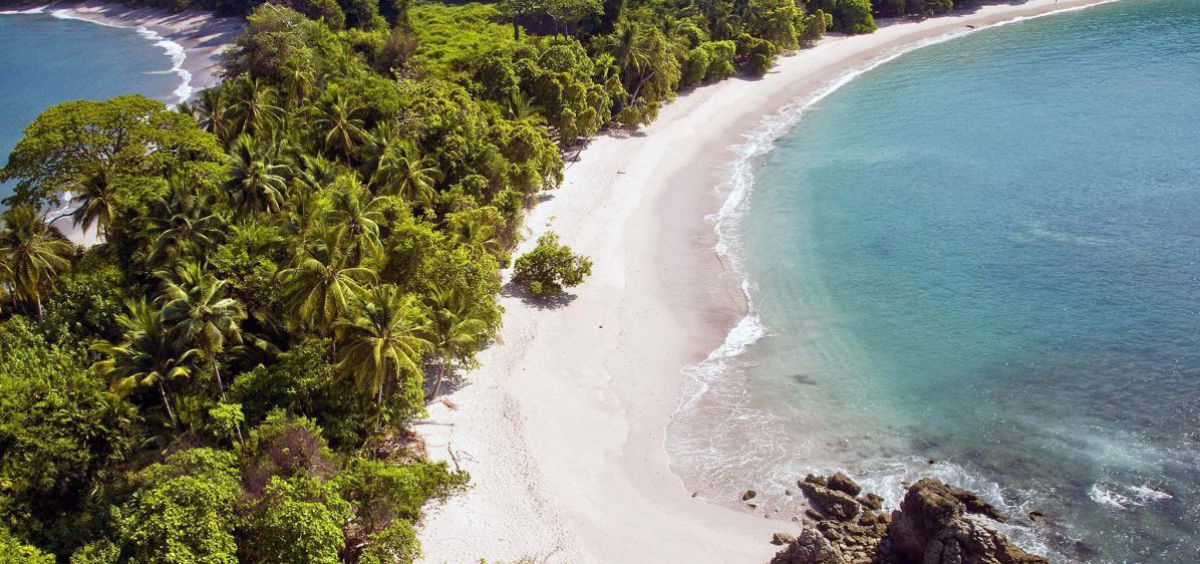 Manuel Antonio Nationalpark.